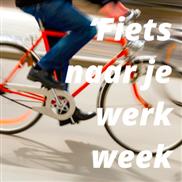 'Fiets naar je werk week'