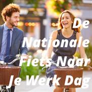 De Nationale Fiets Naar Je Werk Dag