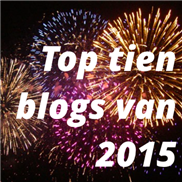 Top tien blogs van 2015