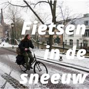 Onze tips voor fietsen in de sneeuw!