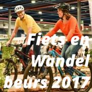 Fiets en Wandelbeurs 2017