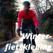 Winter-fietskleding