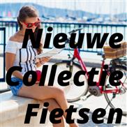 Nieuwe collectie fietsen