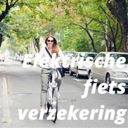 Elektrische fiets verzekering