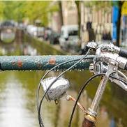 Naar het werk fietsen met ''slecht weer''