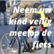 Neem uw kind veilig mee op de fiets
