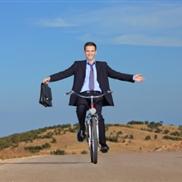 Elektrische fiets voor woon- werkverkeer