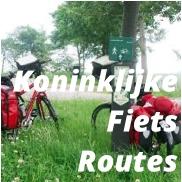 Koninklijke fietsroutes
