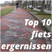 Top 10 fiets ergernissen
