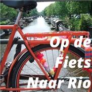 Op de fiets naar Rio