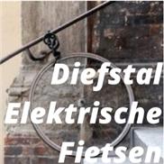 Diefstal elektrische fietsen