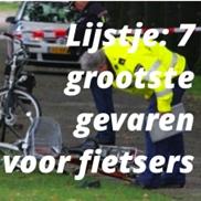 Lijstje: 7 grootste gevaren voor fietsers