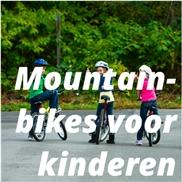 Mountainbikes voor kinderen