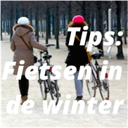 Tips: Fietsen in de winter