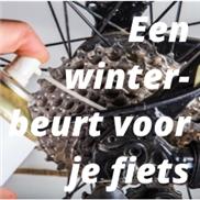 Een winterbeurt voor je fiets