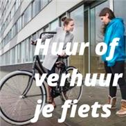 Huur of verhuur je fiets