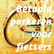 Betaald parkeren voor fietsers